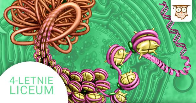Okładka kursu z Biologii do 4-letniego liceum Cytologia