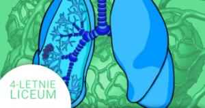 Okładka. Biologia klasa 3 Kurs Człowiek układ oddechowy