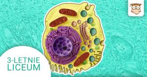 Okładka kursu z Biologii do 3-letniego liceum Cytologia