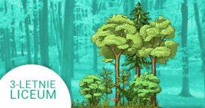 Okładka kursu z Biologii do 3-letniego liceum Ekologia