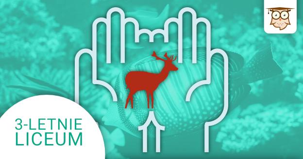 Okładka kursu z Biologii do 3-letniego liceum Ochrona bioróżnorodności